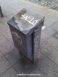 Hallo trashcan wm